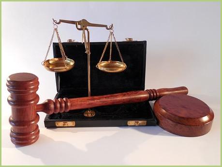 les mentions légales-Juridiction et droit applicable