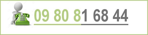 la galerie - N° de téléphone 09-80-81-68-44
