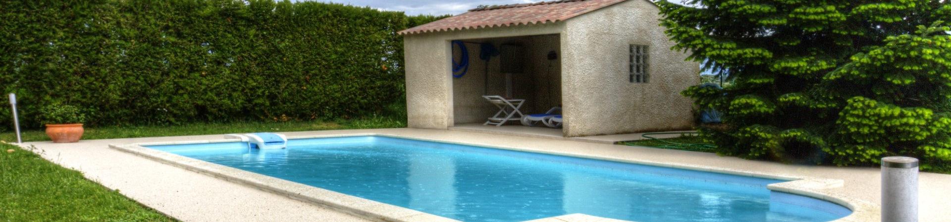 Plages de piscine - terrasses - allées de jardin