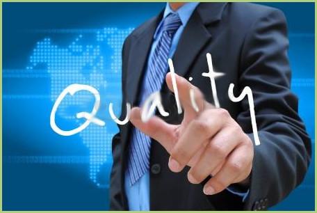 L'accélérateur d'affaires - La qualité.