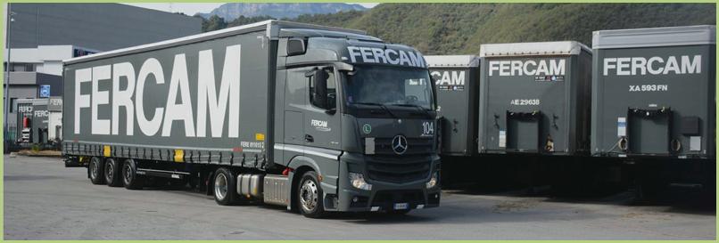Notre partenaire Transporteur - Fercam Austria