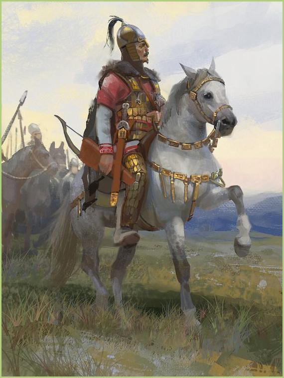 Un devis - Attila le Hun – Conquérant sanguinaire