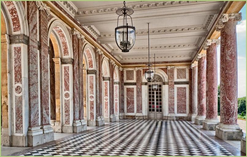 Les marbres de Versailles