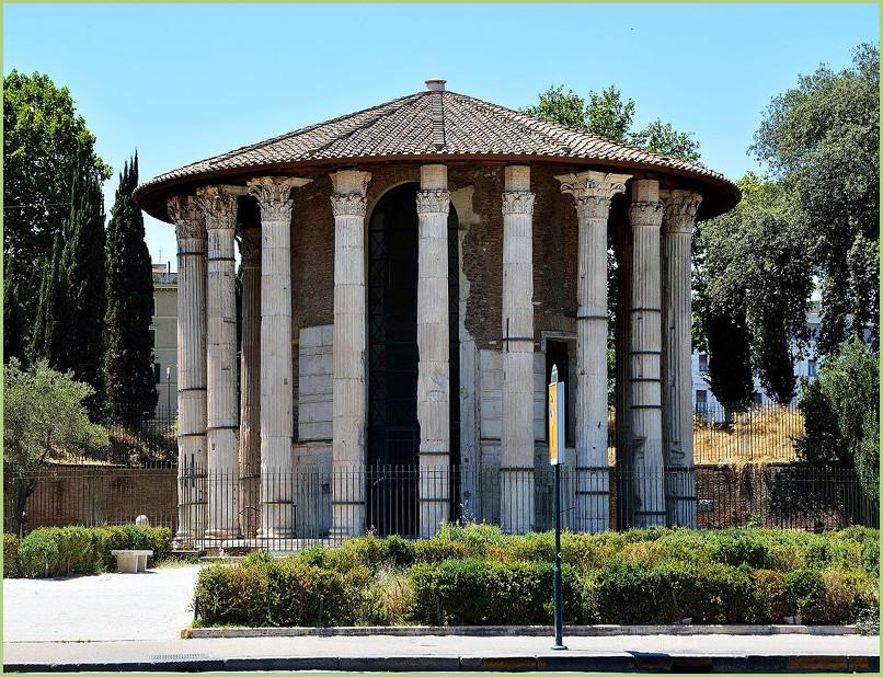 Temple d'Hercule Victorieux (Rome)