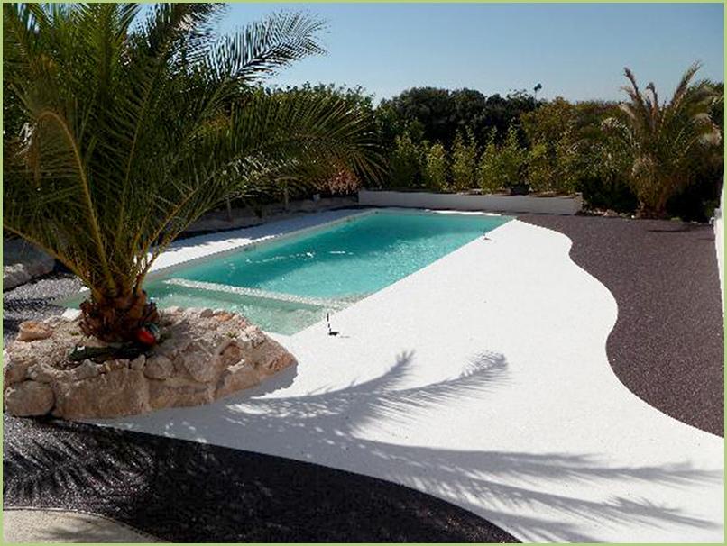 Votre petit paradis en marbre blanc de carrare