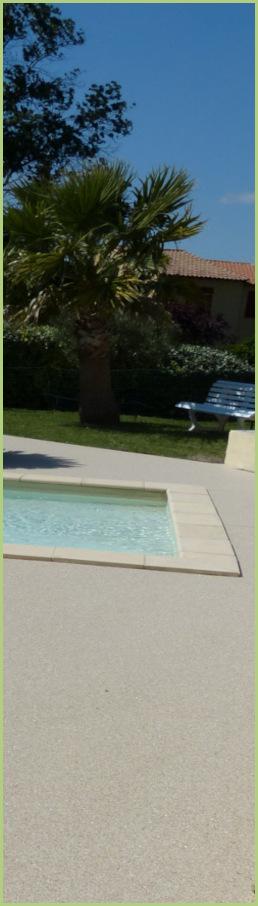 Le granulat de marbre - Bandeau vertical