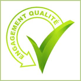 Sigle engagement qualité
