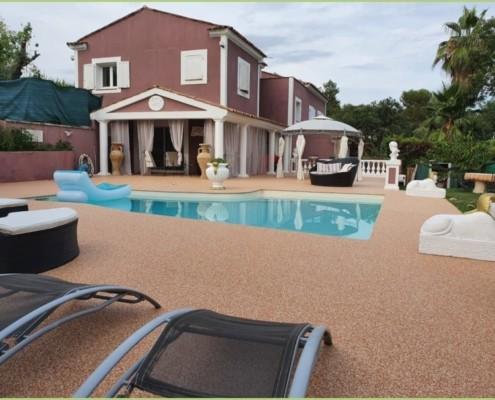 Foire de Montpellier - Terrasse / Plage de piscine - Brescia pernice