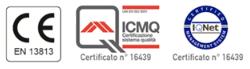 La résine d'accrochage RESIPRIMER RAPID - Certifications