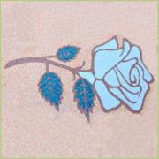 Les motifs en granulat de marbre - Motif Rose quartz