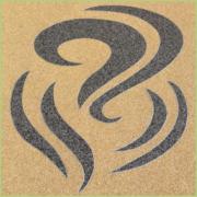 Les motifs en granulat de marbre - Motif style 2