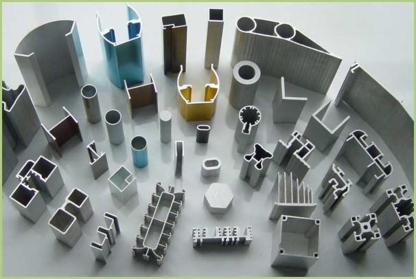 Les profilés en aluminium - Profils